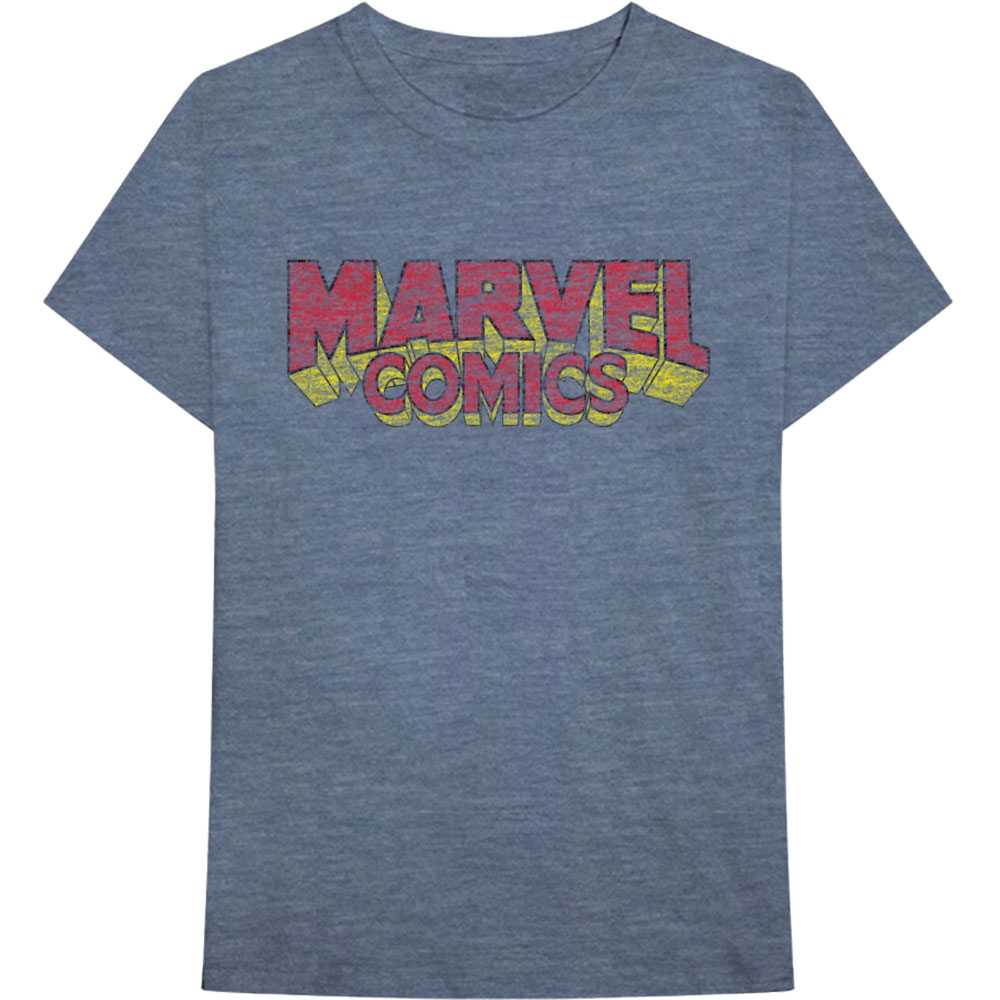 Marvel Comics - Distressed Logo