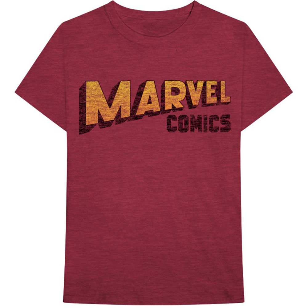 Marvel Comics - Warped Logo