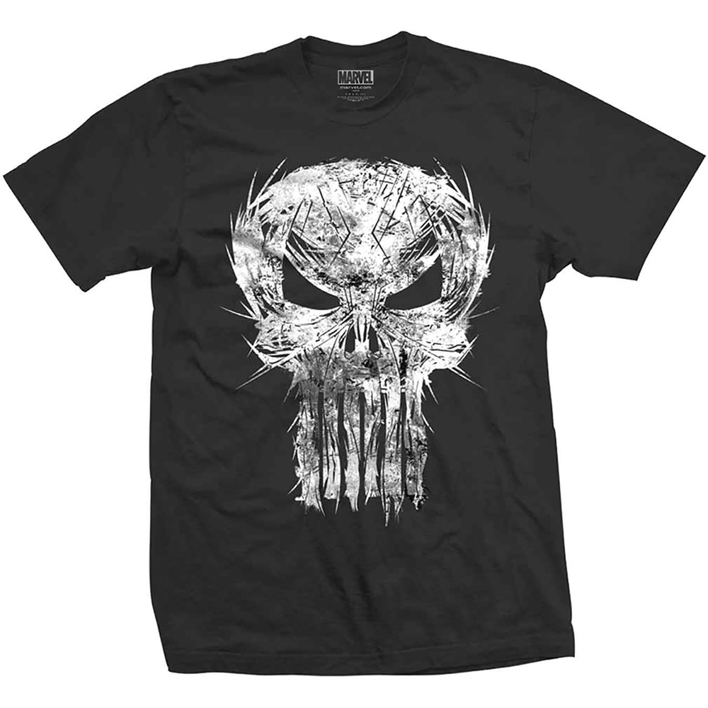 Marvel Comics - Punisher - Spiked Skull (Black)