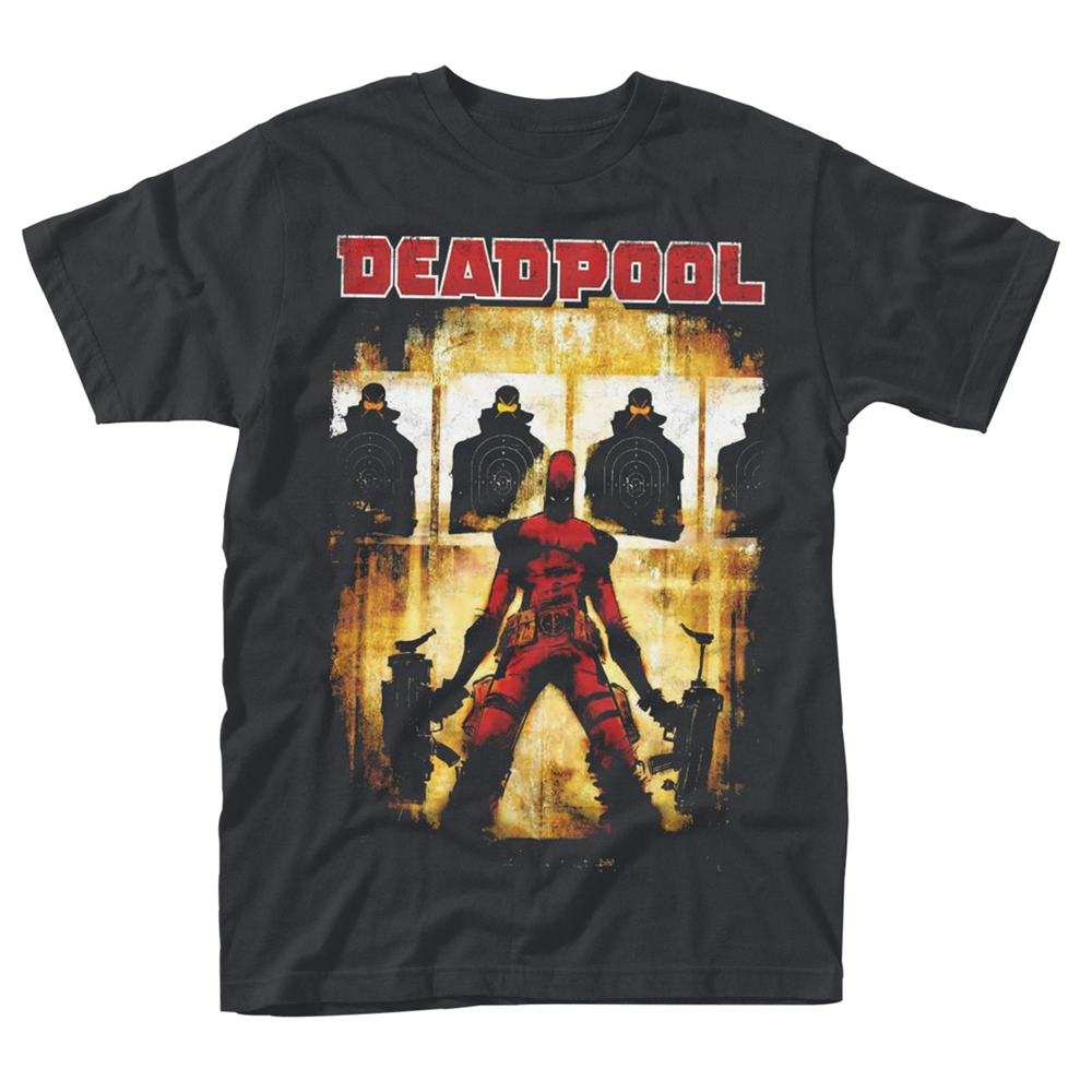 Marvel Comics - Marvel Deadpool - Target Practice