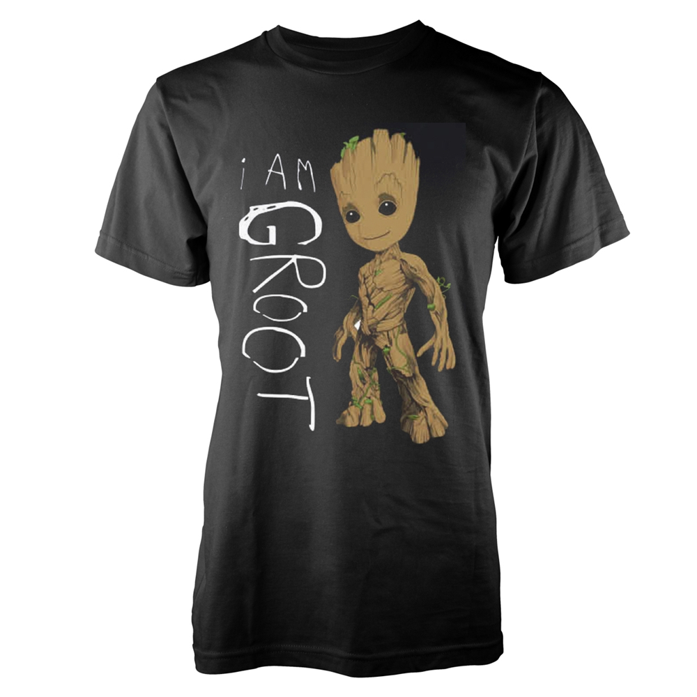 Marvel Comics - Guardians Of The Galaxy Vol 2 - I Am Groot Scribbles