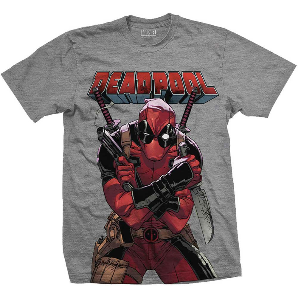 Marvel Comics - Deadpool Big Print