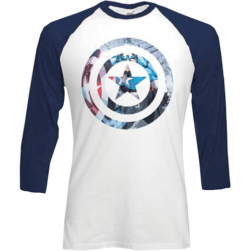 Marvel Comics - Captain America Shield Block