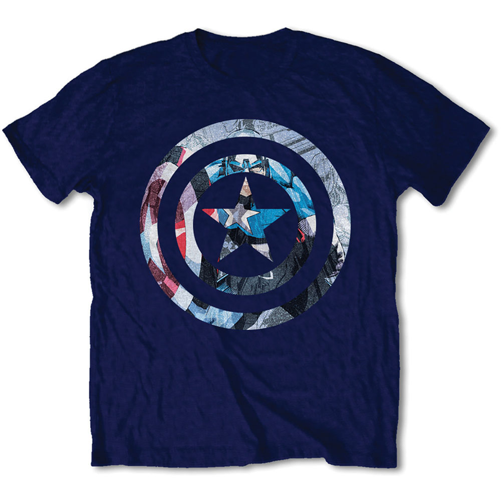 Marvel Comics - Captain America Knock-out