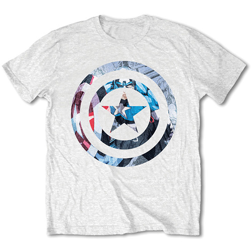 Marvel Comics - Captain America Knock-out (White)