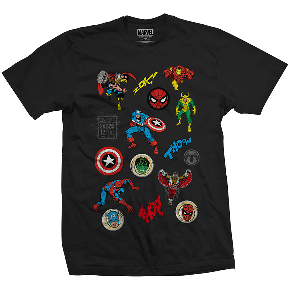 Marvel Comics -  Random Badges