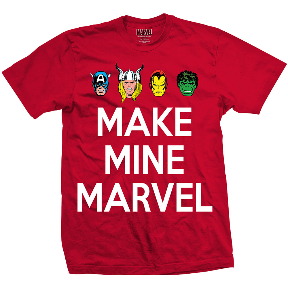 Marvel Comics - Make Mine