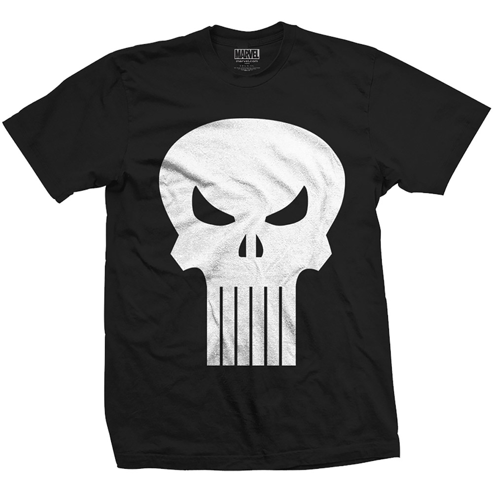Marvel Comics - Punisher Skull