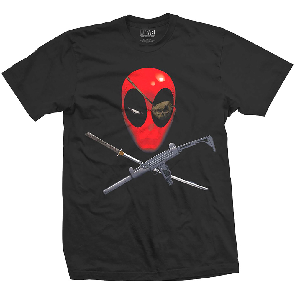 Marvel Comics - Deadpool Crossbones