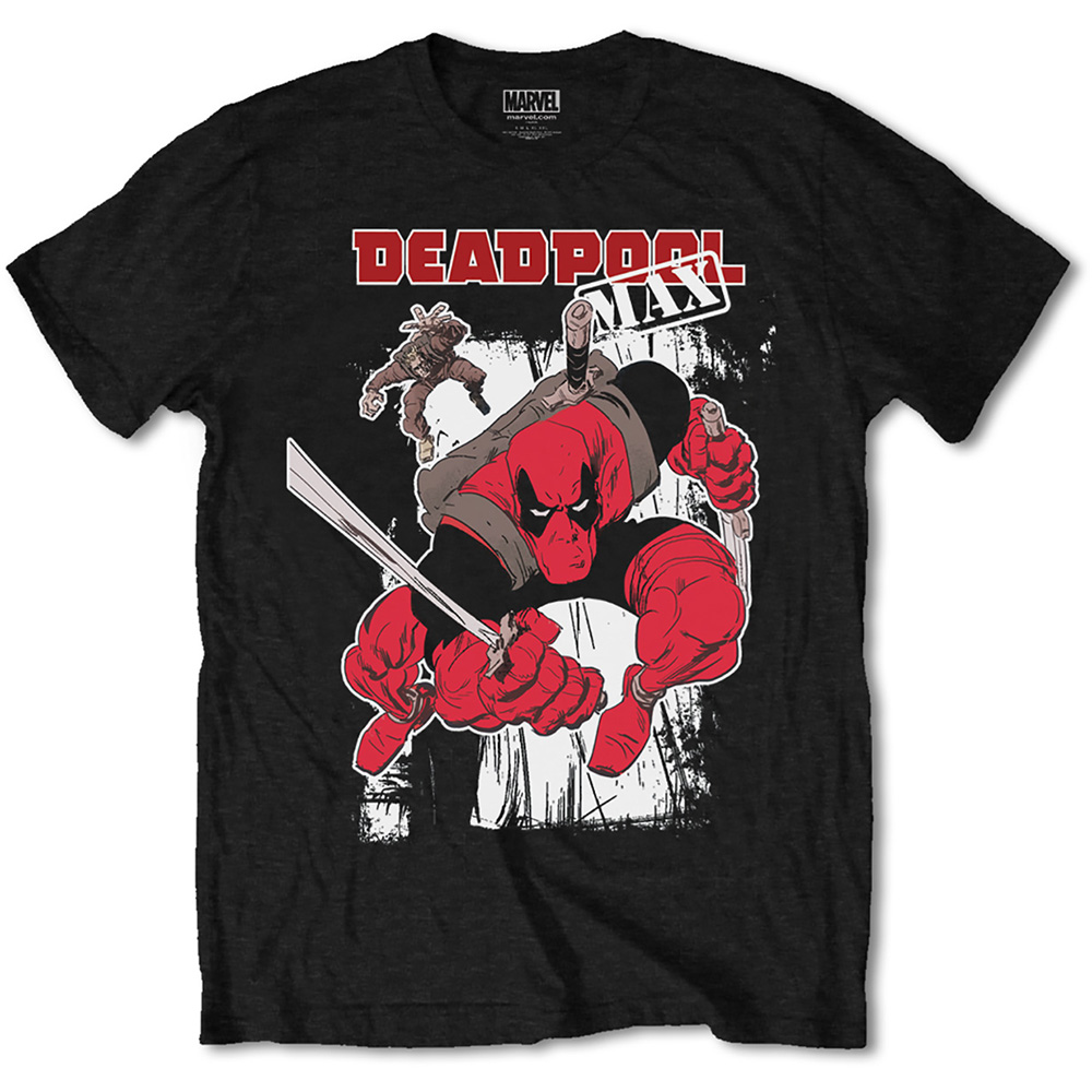 Marvel Comics - Deadpool Max