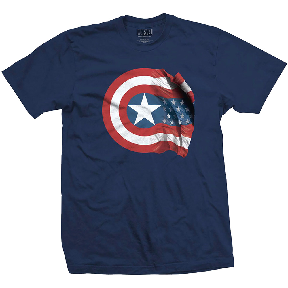 Marvel Comics - Captain America American Shield
