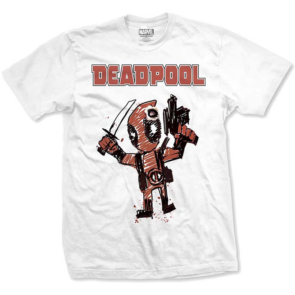 Marvel Comics - Deadpool Cartoon Bullet