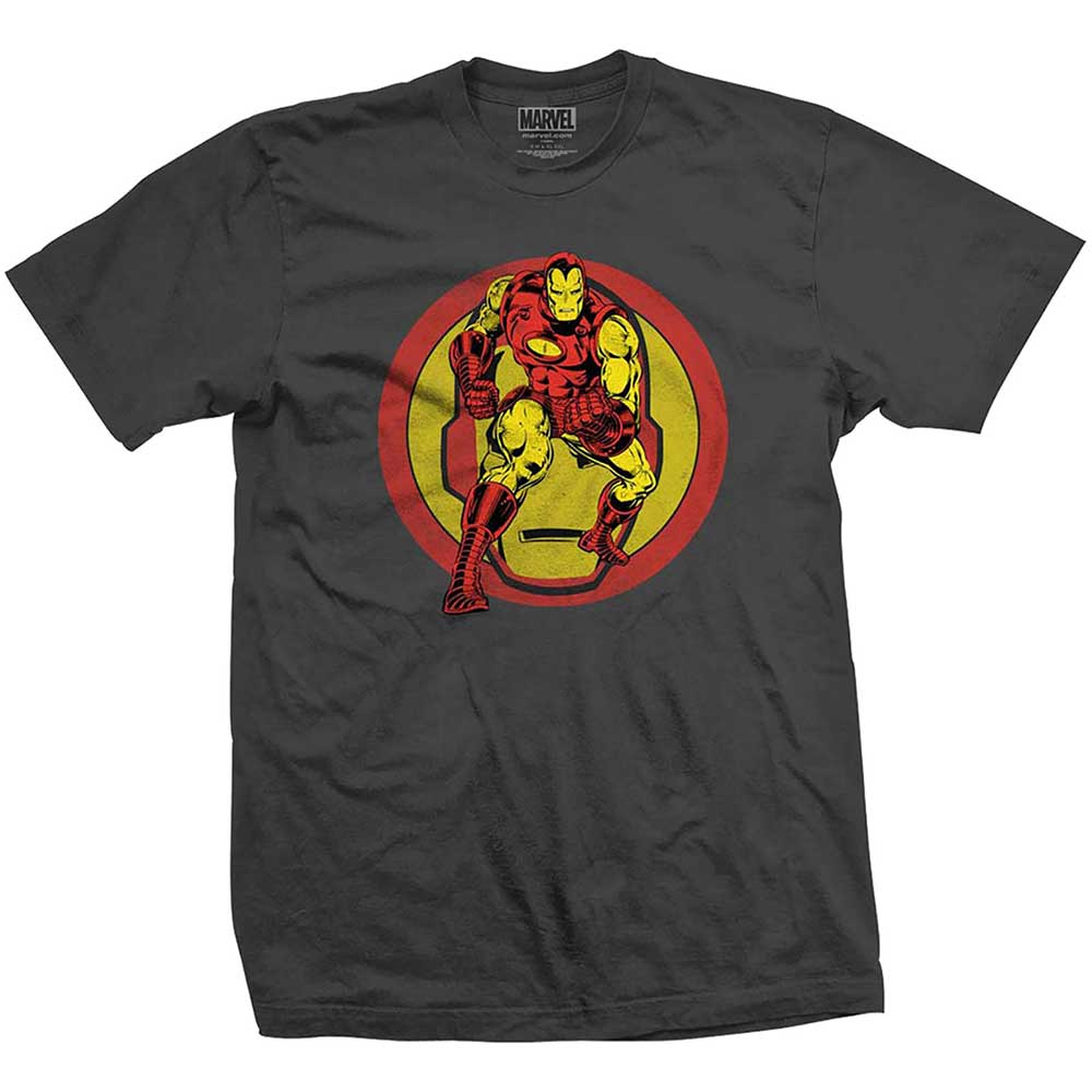 Marvel Comics - Iron Man Dual