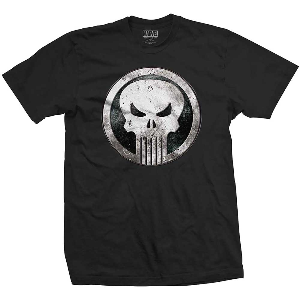 Marvel Comics - Punisher Metal Badge