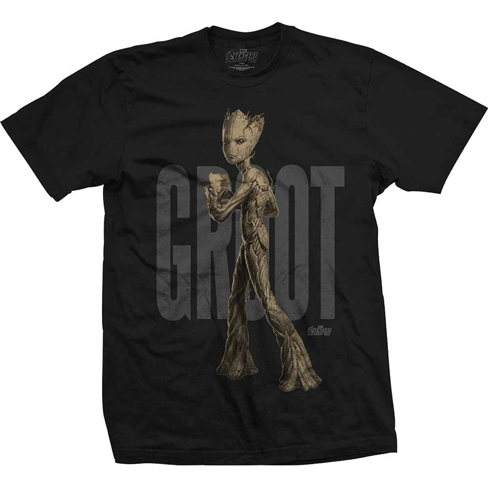 Marvel Comics - Avengers Infinity War Teen Groot Text