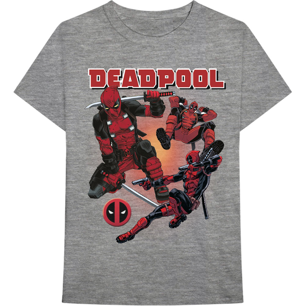 Marvel Comics - Deadpool Collage 1