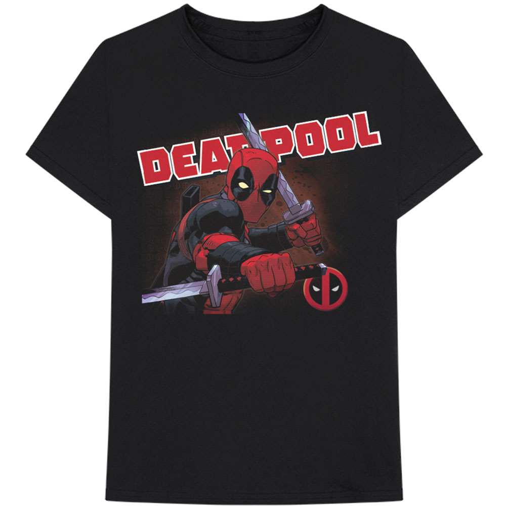 Marvel Comics - Deadpool Cover