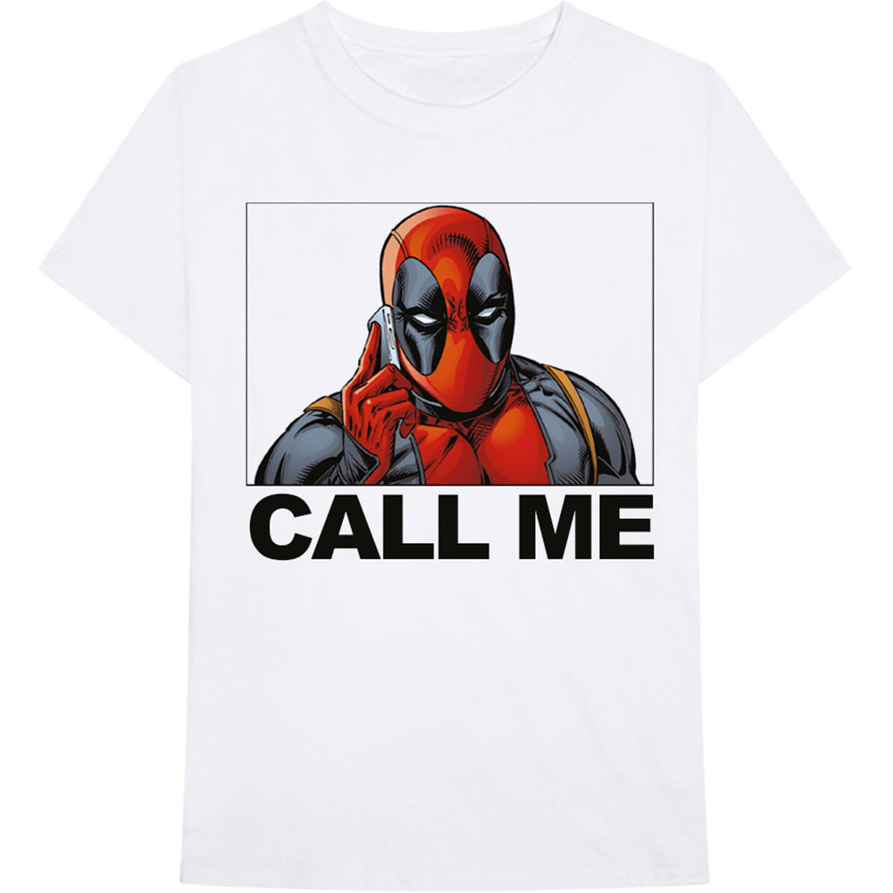 Marvel Comics - Deadpool Call Me