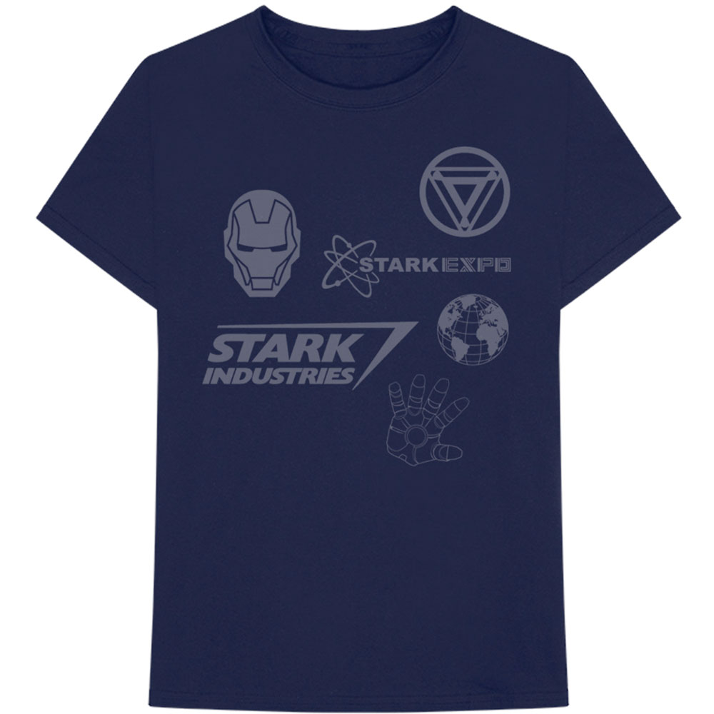 Marvel Comics -  Iron Man Stark Expo (Blue)
