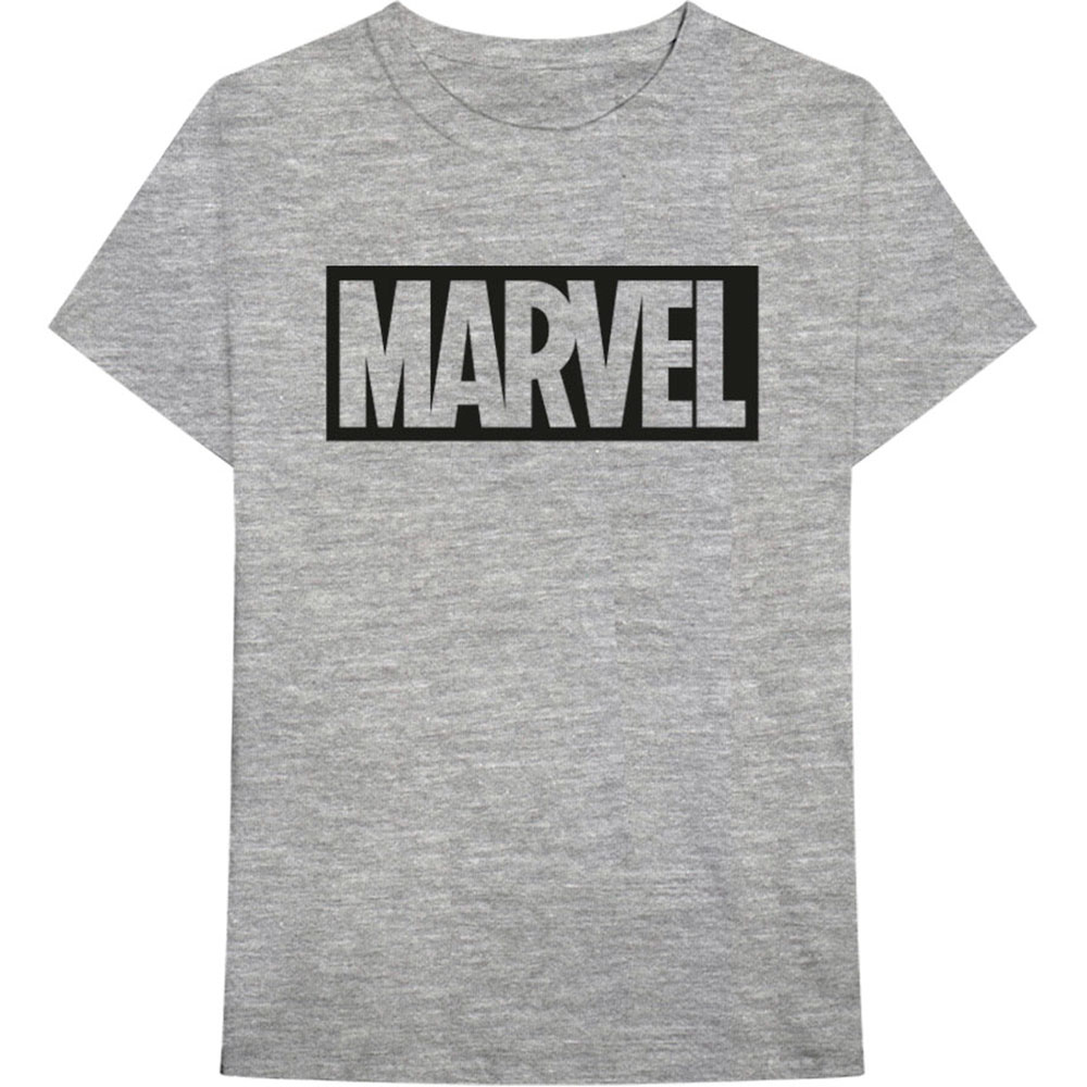 Marvel Comics - Logo Grey