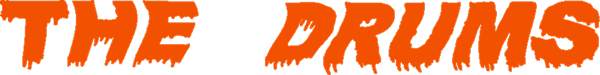 The Drums Logo