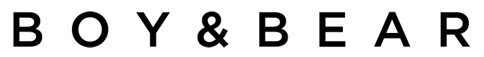 Boy and Bear US Logo