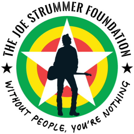 Joe Strummer Foundation logo