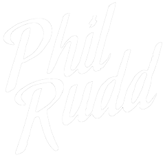 Phil Rudd Logo