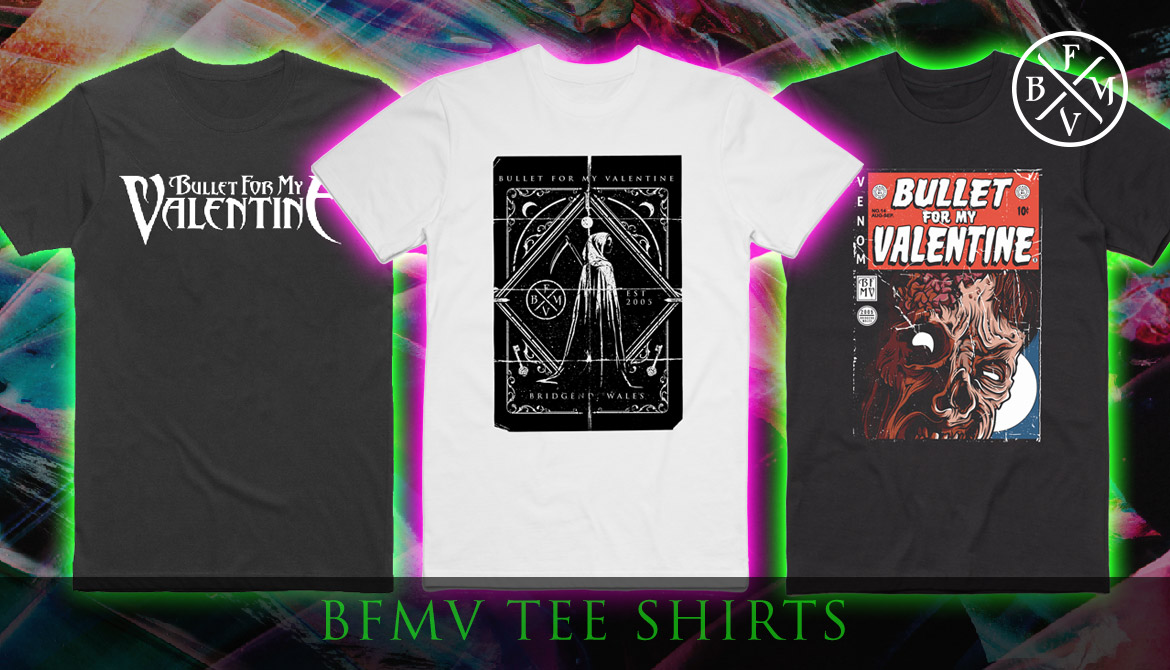 Bullet For My Valentine Official Merch