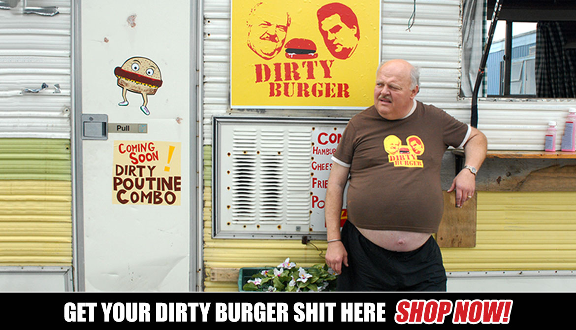 Trailer park boys official merch