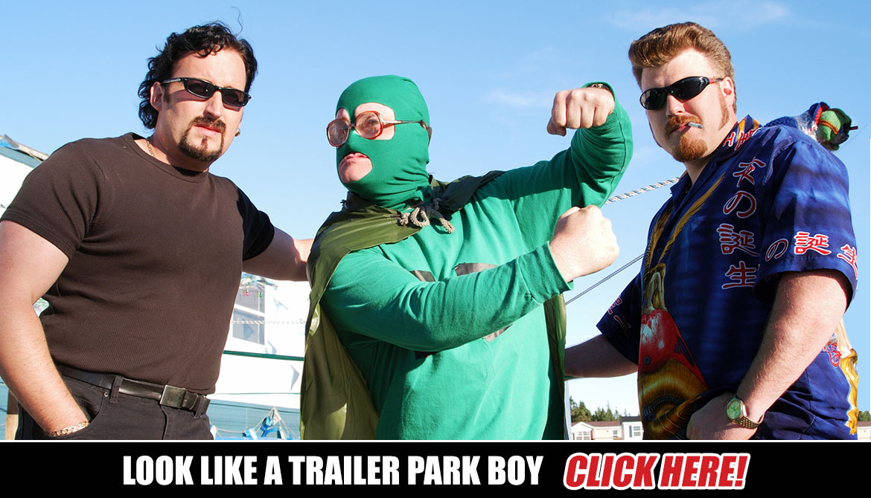 Trailer Park Boys   Official Merch